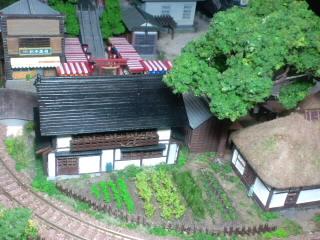 《週刊鉄道模型「少年時代」》旅館裏の畑