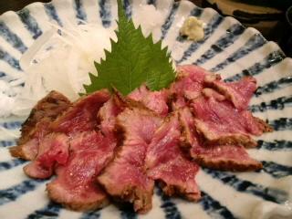 京都「肉専科 はふう」の和牛炙り焼定食