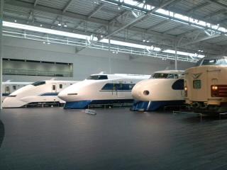 リニア・鉄道館の0系新幹線