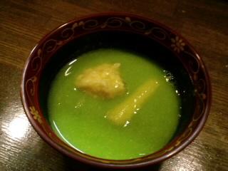 京都「ぎをんや満文青木庵」の竹の子づくし
